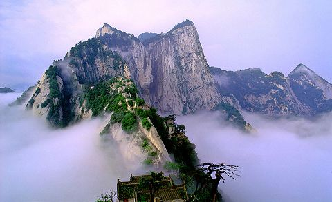 Beautiful Huashan