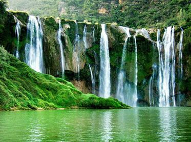 Jiulong Waterfall