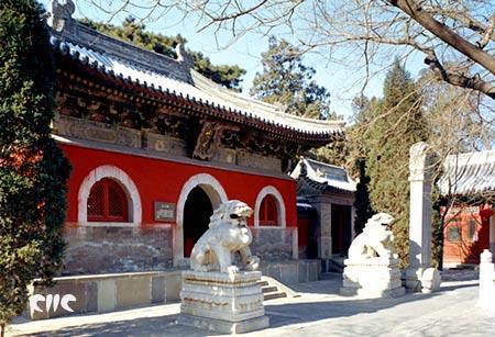 Jie Tai Temple
