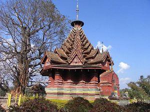 Jingzhen Octagonal Pavilion