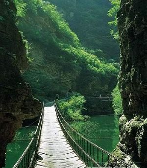 The Yunmengshan National Forest Park