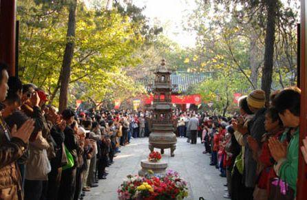Tongjiao Temple