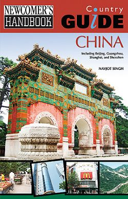 Newcomers to China by Navjot Singh