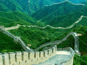 The BaDaLing Great Wall