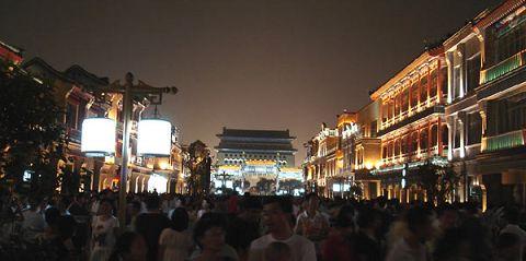Beijng's Qianmen Street