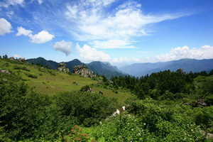 Banbiyan (板壁岩)