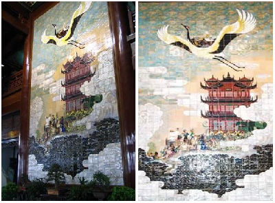 The Legend of Yellow Crane Tower (黄鹤楼的传说)