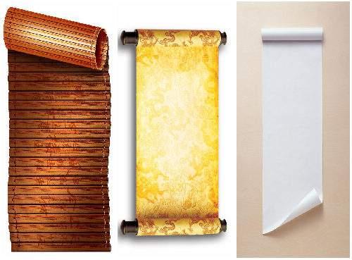 Bamboo Sheet, Silk, Paper