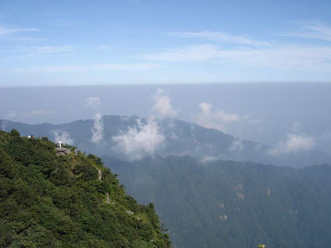 Jiugong Mountain