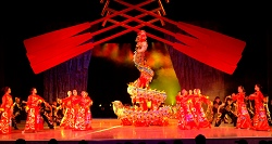 Show Played in Ba Yu Theatre