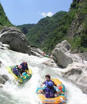 Jiuwan Stream