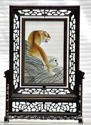 Hunan Embroidery