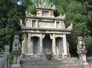 Qu Yuan Grave