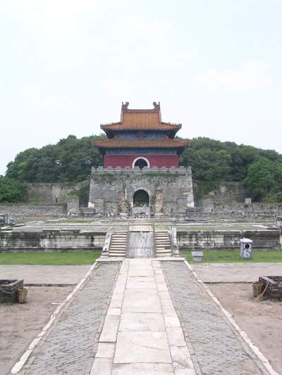 The Xianling Mausoleum
