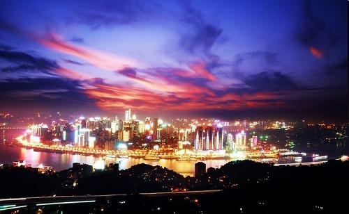 the Yuzhong Peninsular