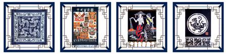 Chinese batik