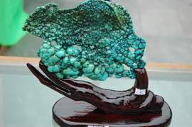 Turquoise Carving