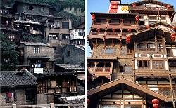 Chongqing's Old Buidings