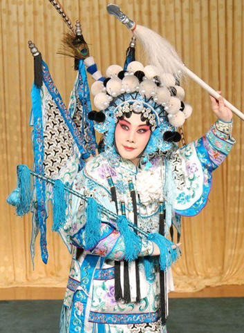Mu Gui Ying Takes Command