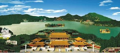 New Yuanmingyuan Garden