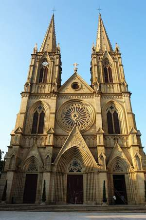 Shishi Sacred Heart Cathedral
