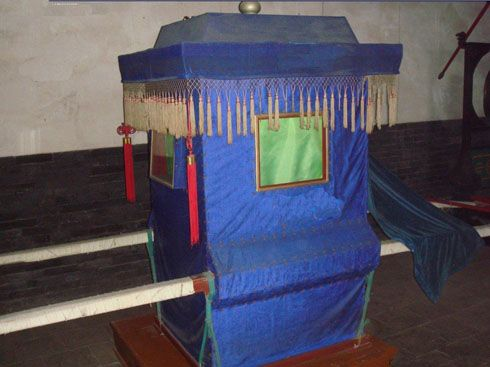 Offical Sedan Chair