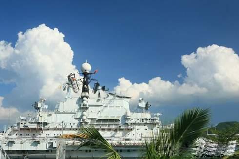 Minsk Aircraft Carrier