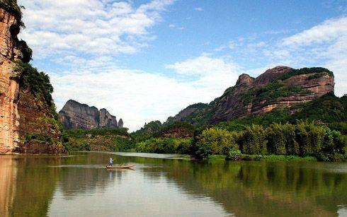 Danxia Mountain