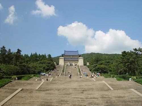 Dr. Sun Yet-sen's Mausoleum