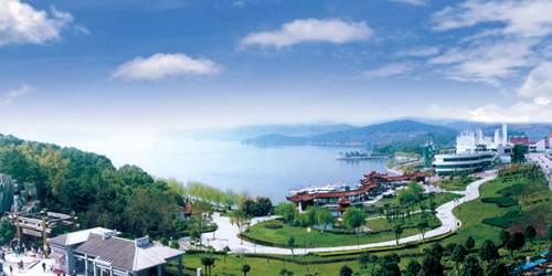 Tianmu Lake