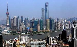 New look of urban area in China after the reform and opening up