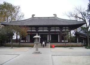 Memorial Hall of Jian Zhen