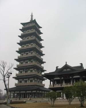 Qiling Tower