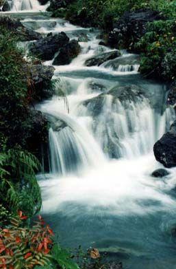 Sanzhe Waterfall