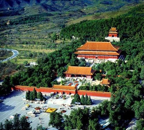 Ming Xianling Mausoleum