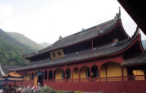 Buddha's Hall