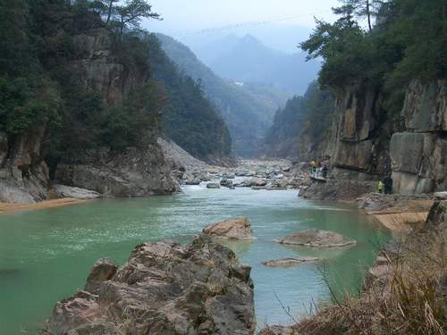 The Grand Canyon of Western Zhejiang
