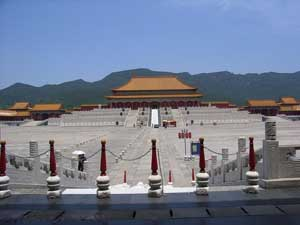Palace of Ming and Qing Dynasty
