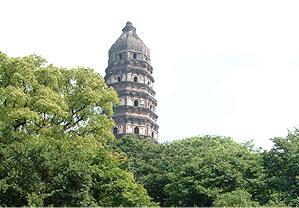 Huqiu Pagoda