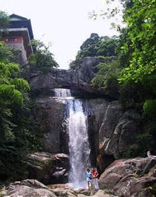 Shiliang Waterfall