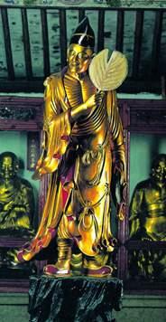 Jigong Statue