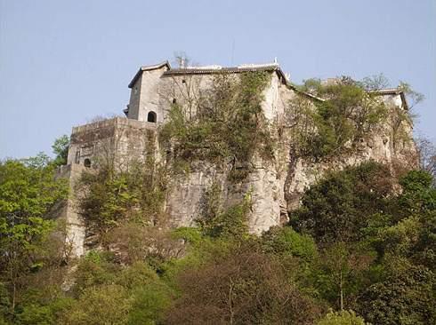 Wulong Temple