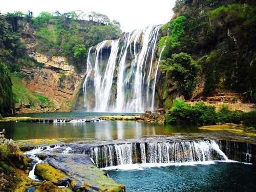 Tianhe Pool Scenic Area