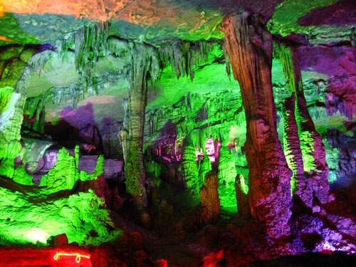 Jiulong Cave
