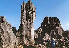 Nidang Stone Forest