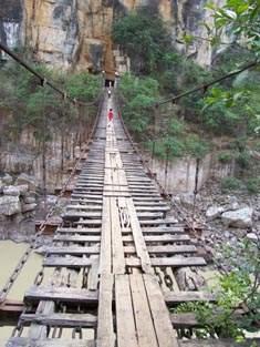 Huajiang Chain Bridge