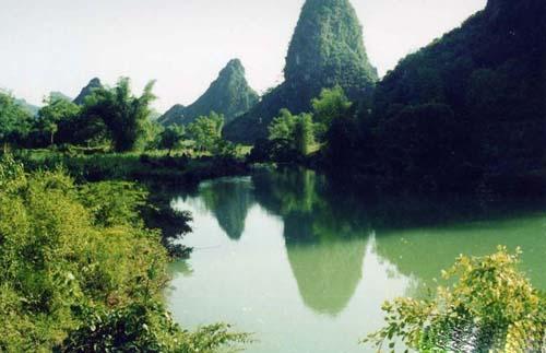 Longhong Scenic Area