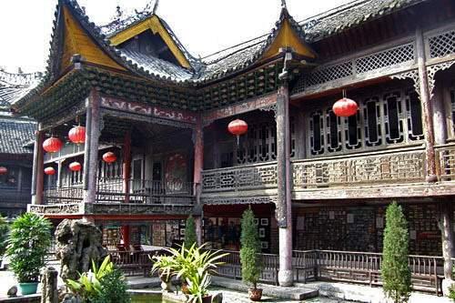 Shiqian Longevity Palace