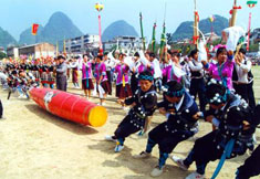 Colorful Activities in Gaopo Township