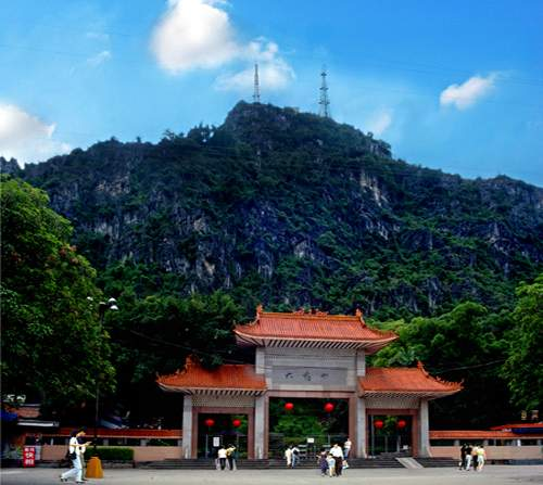 Liufeng Mountain Scenic Area